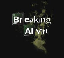 Personalised Breaking Bad - Alvin  by RudieSeventyOne