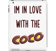I'm in love with the Coco - O.T. Genasis iPad Case/Skin