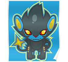 Luxray Poster