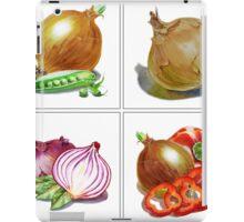 Happy Onions iPad Case/Skin