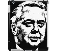 HAROLD WILSON (LARGE) iPad Case/Skin