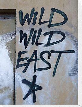 Wild Wild East... by Nuh Sarche