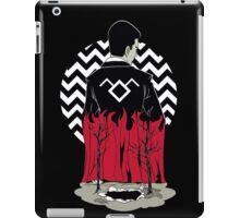 Black Lodge iPad Case/Skin