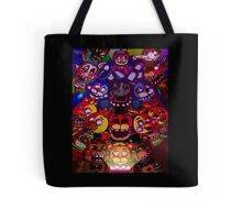Five Nights at Freddys Tote Bag