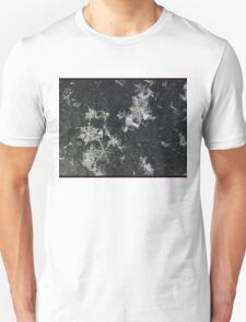 Snow Flakes by Design. Unisex T-Shirt
