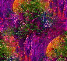 dreaming tree I by Patricia Ausweger Matz