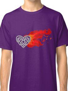 The Fiery Heart Classic T-Shirt