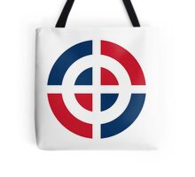 Roundel of the Dominican Air Force Tote Bag