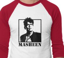 MASHEEN Men's Baseball ¾ T-Shirt
