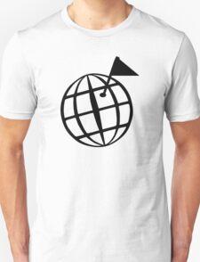 Geocaching globe T-Shirt