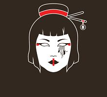 Geisha Chainsaw Unisex T-Shirt