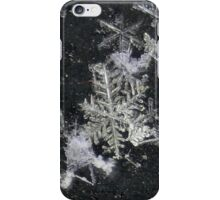 Snow Flake Kiss iPhone Case/Skin