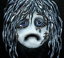 Crybaby Face by DollySpooks2