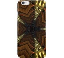 Specimen Containers On The Alien Ship iPhone Case/Skin