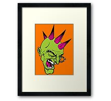 Liberty Spike Framed Print