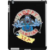 Hoppy Vampire IPA - Wild Pub Crawl Edition iPad Case/Skin