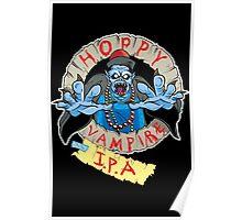 Hoppy Vampire IPA - Wild Pub Crawl Edition Poster