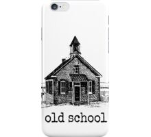 Truly Old School iPhone Case/Skin