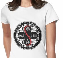 Guardian in Training Promise mark Womens Fitted T-Shirt