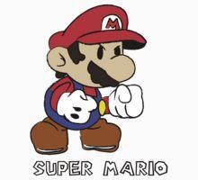 Super Mario by Ajmdc