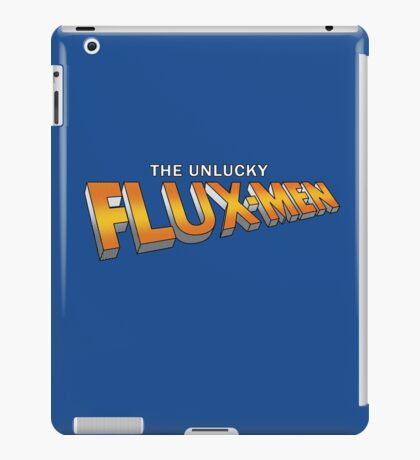 The Unlucky Flux-men iPad Case/Skin