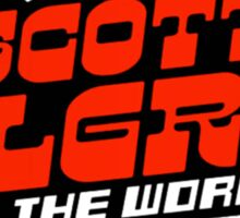 Scott Pilgrim VS. The World Sticker