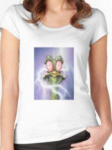 Enlightened Women's Fitted Scoop T-Shirt