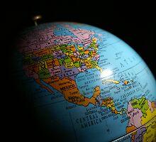 Globe Planet Earth by Travis Hammond
