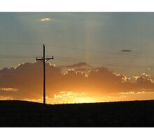 Carlsbad Sunset Photographic Print