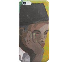 Willie the night watchie iPhone Case/Skin
