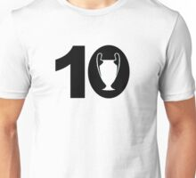 Real Madrid 10 Titles Unisex T-Shirt