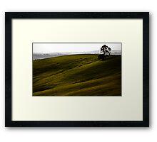 A tree.. Framed Print