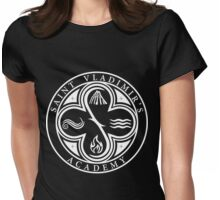 St Vladimir's Academy Womens Fitted T-Shirt
