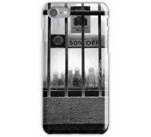 50% Off Water Bottles iPhone Case/Skin