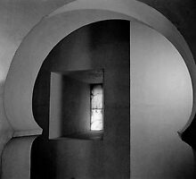 ALJAFERIA WINDOW by Reese Forbes