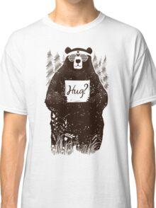 Free Bear Hugs Classic T-Shirt