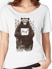 Free Bear Hugs Women's Relaxed Fit T-Shirt