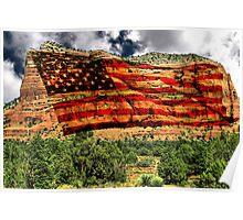 USA Rocks Poster