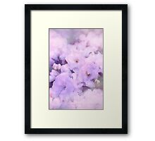 Fleur III Framed Print