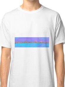 Sky, Shore, and Sea Classic T-Shirt