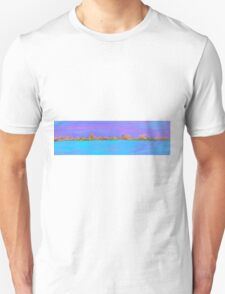 Sky, Shore, and Sea T-Shirt