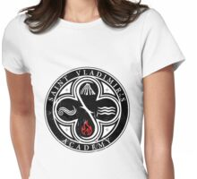 Fire User in Training Womens Fitted T-Shirt