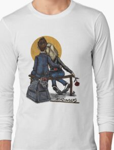 Little Timey Wimeies Long Sleeve T-Shirt