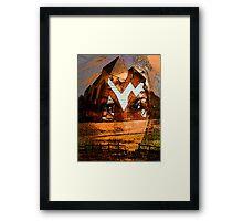 Dorothy Revisited Framed Print