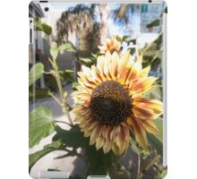 Psychedelic Sunflower iPad Case/Skin
