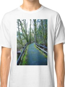 River Pathway Classic T-Shirt