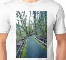 River Pathway Unisex T-Shirt