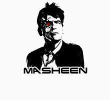 The Masheen Men's Baseball ¾ T-Shirt
