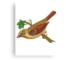 domestic bird 2 Canvas Print