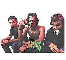 Flatbush ZOMBIES by yungcoconut